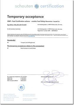 gmp-zertifikat
